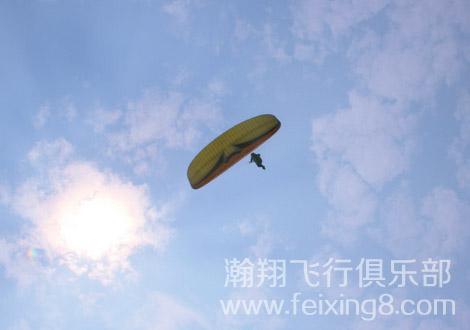 哪里能玩滑翔伞