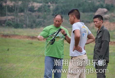 北京滑翔伞友小均的滑翔之路