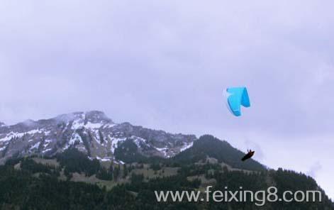 滑翔伞高原飞行必读