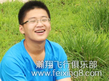 杭州滑翔伞友阿南