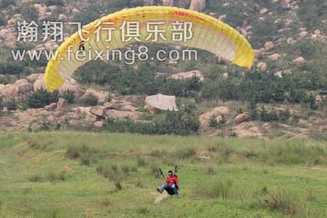 泰安滑翔伞友