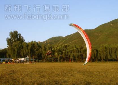 动力伞安全吗之极限飞行