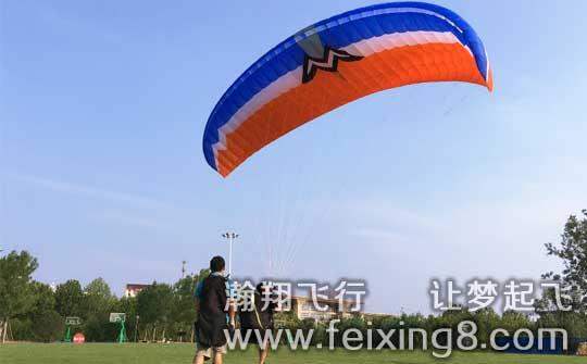 滑翔伞哪里可以买,直接到瀚翔飞行俱乐部吧