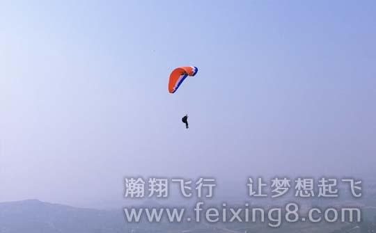 滑翔伞多久可以自己飞7天左右
