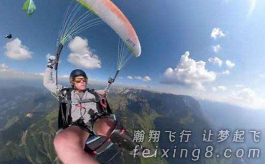 特技飞行是产生滑翔伞死亡率的根本原因