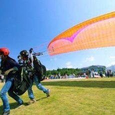 开建一个滑翔伞基地要多少钱投资,要什么证件审批手续?