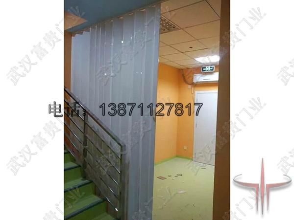 pvc折叠门[工厂制作发货]