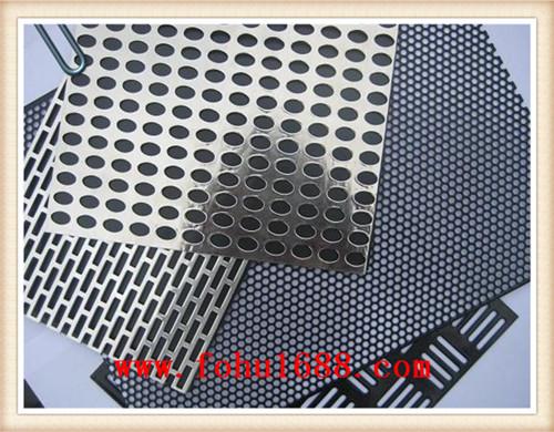 316L不锈钢冲孔板