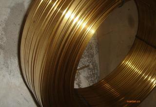 江西黄铜扁线H62扁铜线厂家
