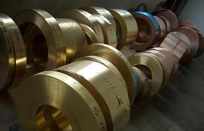 批发H65H63黄铜带硬度齐全