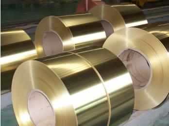 H59黄铜带冲压黄铜带价格