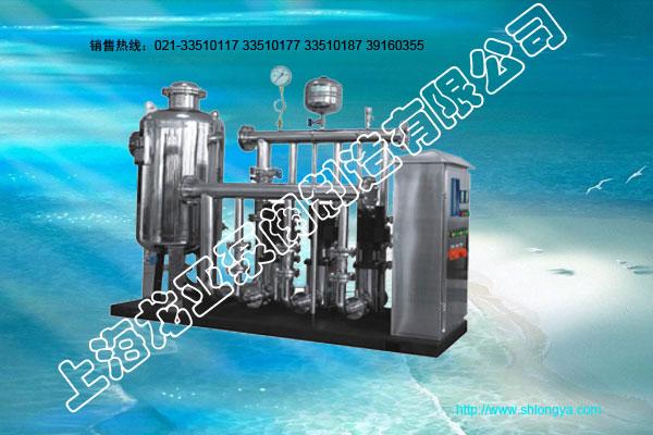 无负压稳流供水设备