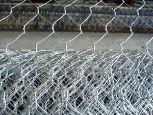 不锈钢拧花六角网