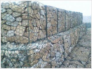绿格石笼网