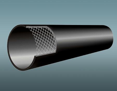 钢丝缠绕复合管
