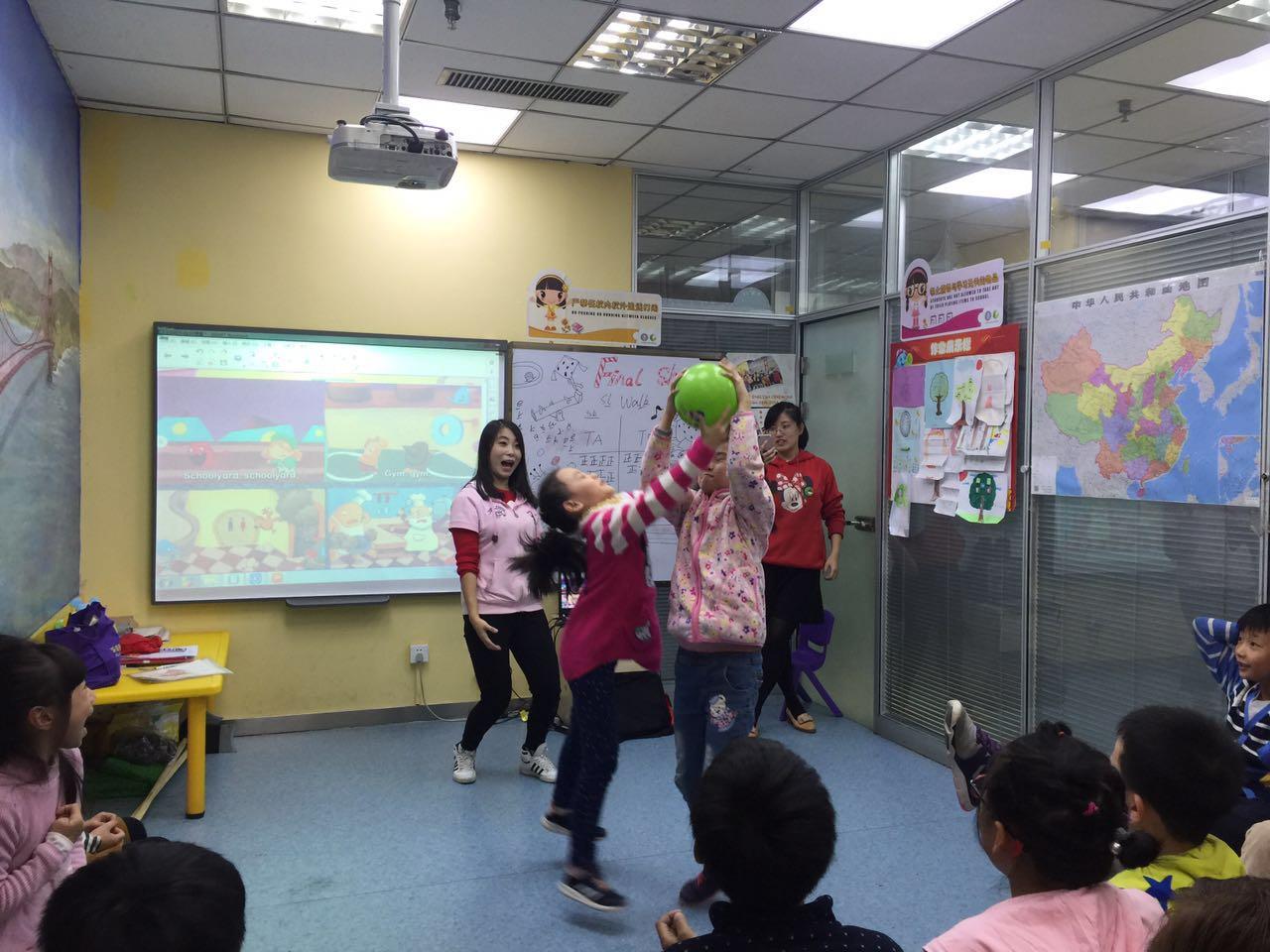 GL1S班Love5册课展及Love English结业典礼回顾