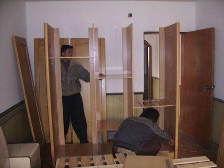 家具拆装价格与搬家收费的区别