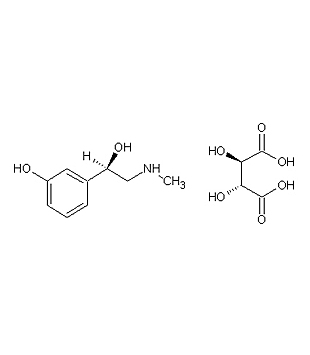 Phenylephrine Bitartrate