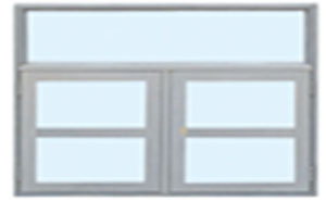 隔热防火窗定制
