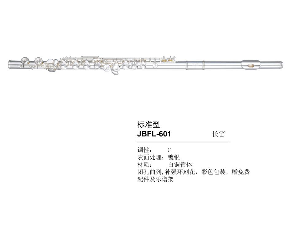 津宝JBFR-601长笛