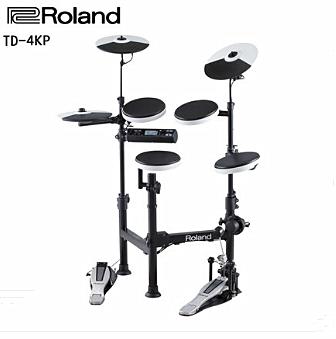 罗兰 TD-4KP电子鼓