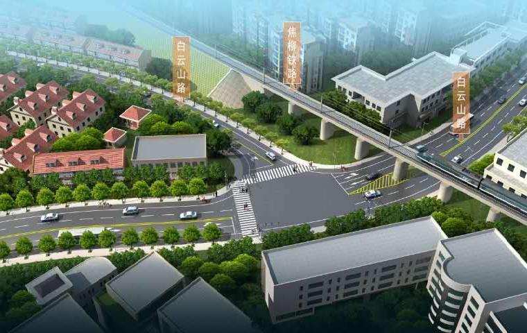 石门县白云山路(壶瓶山大道-S308段)建设项目
