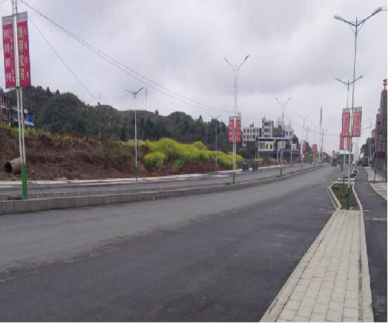 耒阳市经济开发区工业大道二期提质改造投融资施工总承包建设项目第1标段