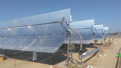 槽式太阳能