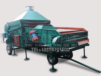 HYL-25新型粮食清选机