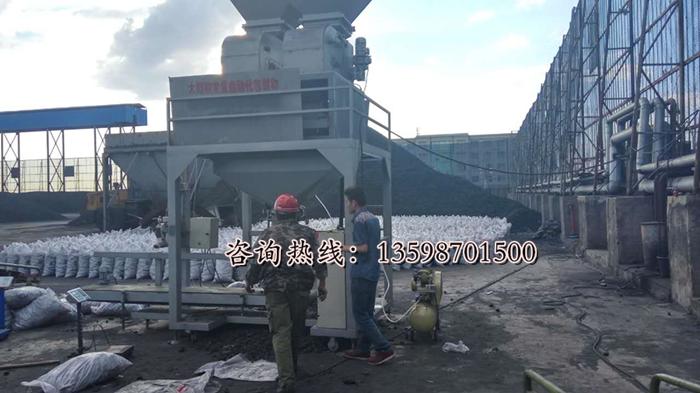 棉籽称重灌包机在新疆地区应用推广