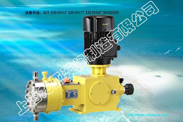 JYX1.0/25型液压隔膜式计量泵