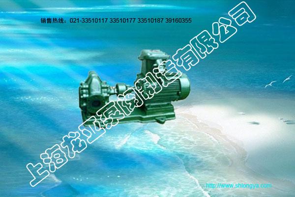 KCB/2CY型齿轮油泵