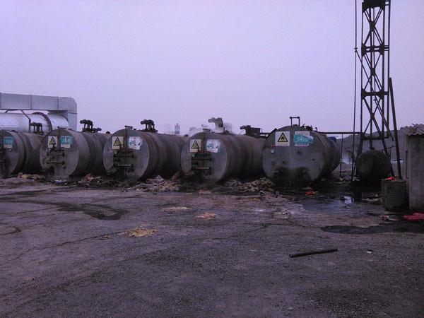 沥青回收厂家实况
