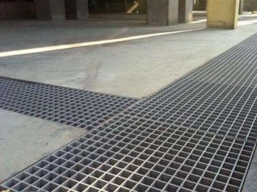 玻璃钢格栅地沟盖板价格