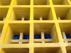 小孔径玻璃钢格栅