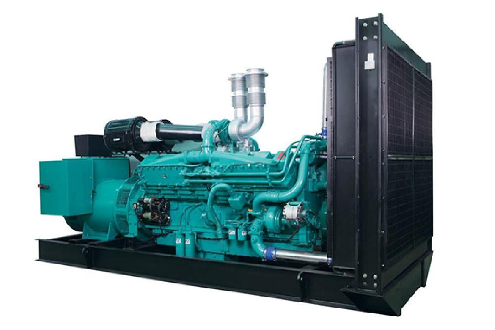 进口康明斯系列柴油发电机组