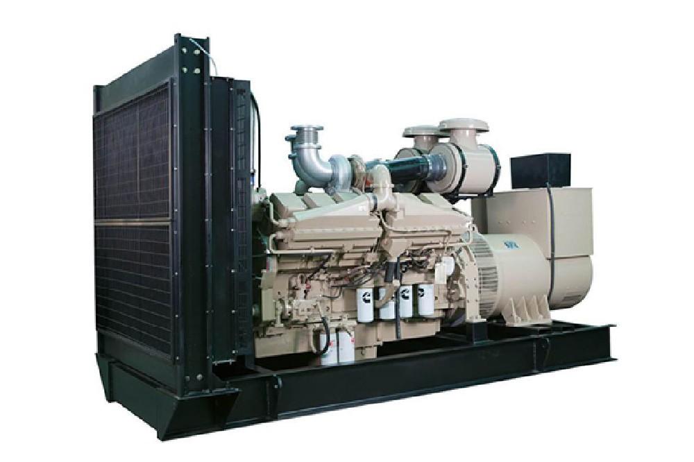 合资康明斯系列柴油发电机组