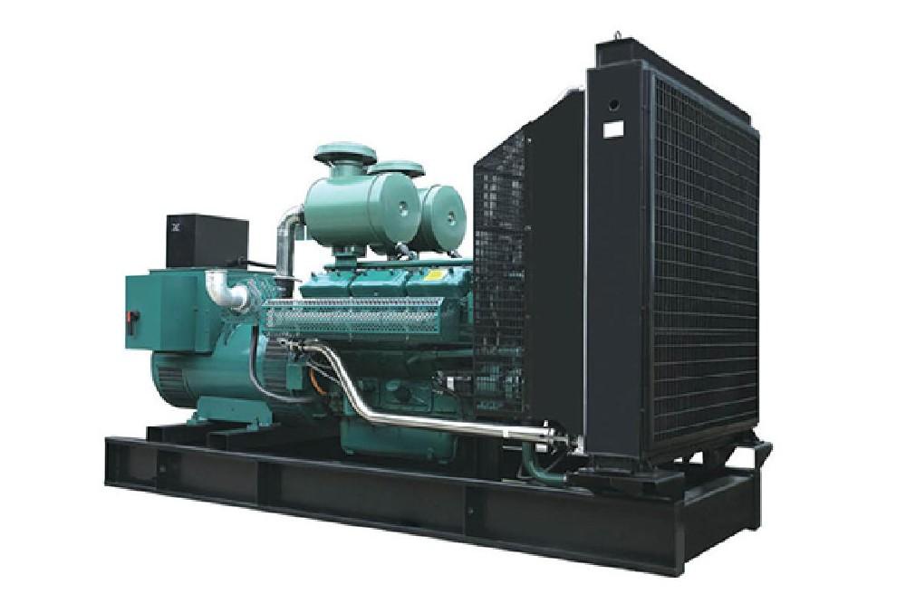 无锡动力系列柴油发电机组