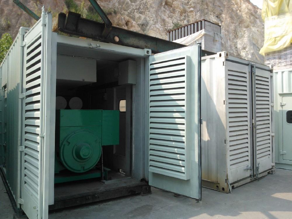 发电机组租赁-800KW