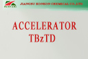 Eco-friendly accelerator TBzTD