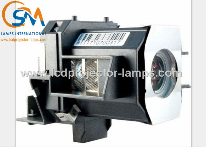 Replacement Lamp with Housing for EPSON EMP-7550C with Philips Bulb Inside