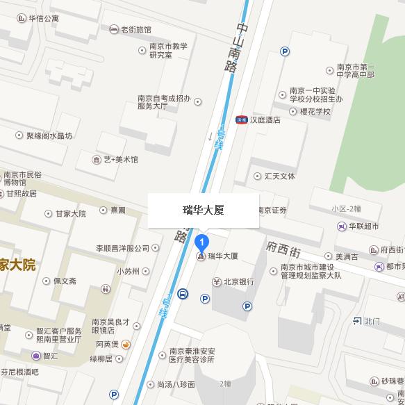 南京竞博电竞官网装饰地址地图