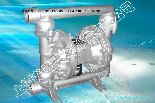 QBK 铝合金气动隔膜泵