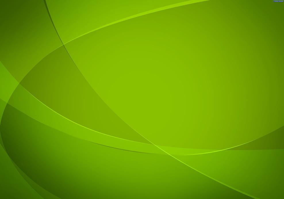 绿色简洁淡雅ppt背景图片