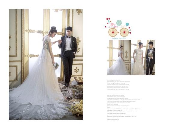 素材 psd 影楼画册 婚纱相册 婚纱照 婚照摄影 新郎新娘 排版设计