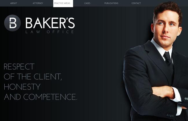 素材 flash 整站动画 黑色动画 律师模板 网站模板 商务人士