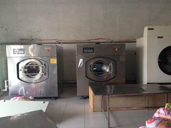 藁城水洗厂