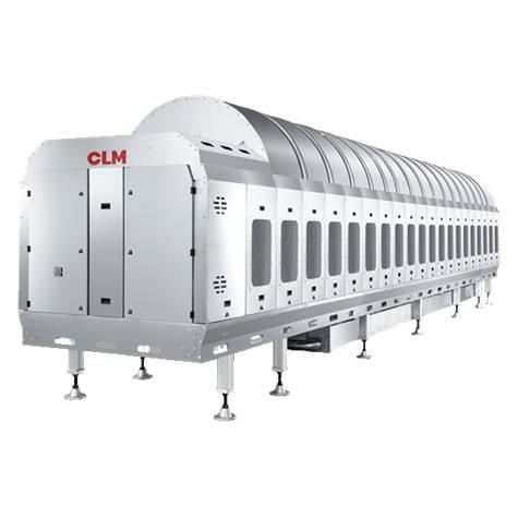 隧道式工业洗衣系统