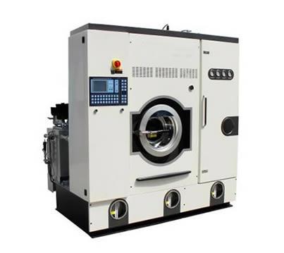 多溶剂干洗机