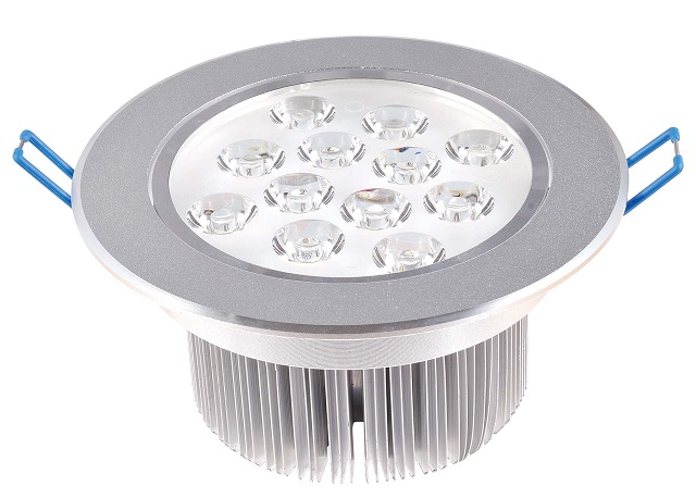 12 watts led downlight